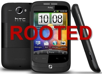 htc-wildfire-rooted